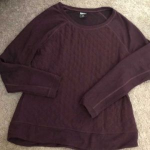 Sweaters - Cranberry lightweight casual sweater